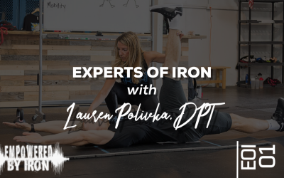 Experts of Iron with Dr. Lauren Polivka – Episode 01