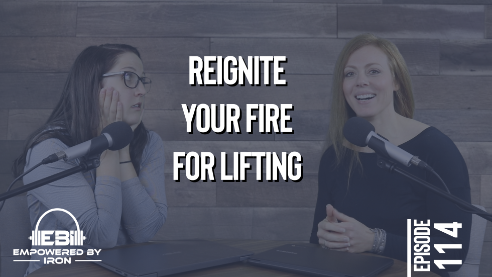 Reignite Your Love for Lifting