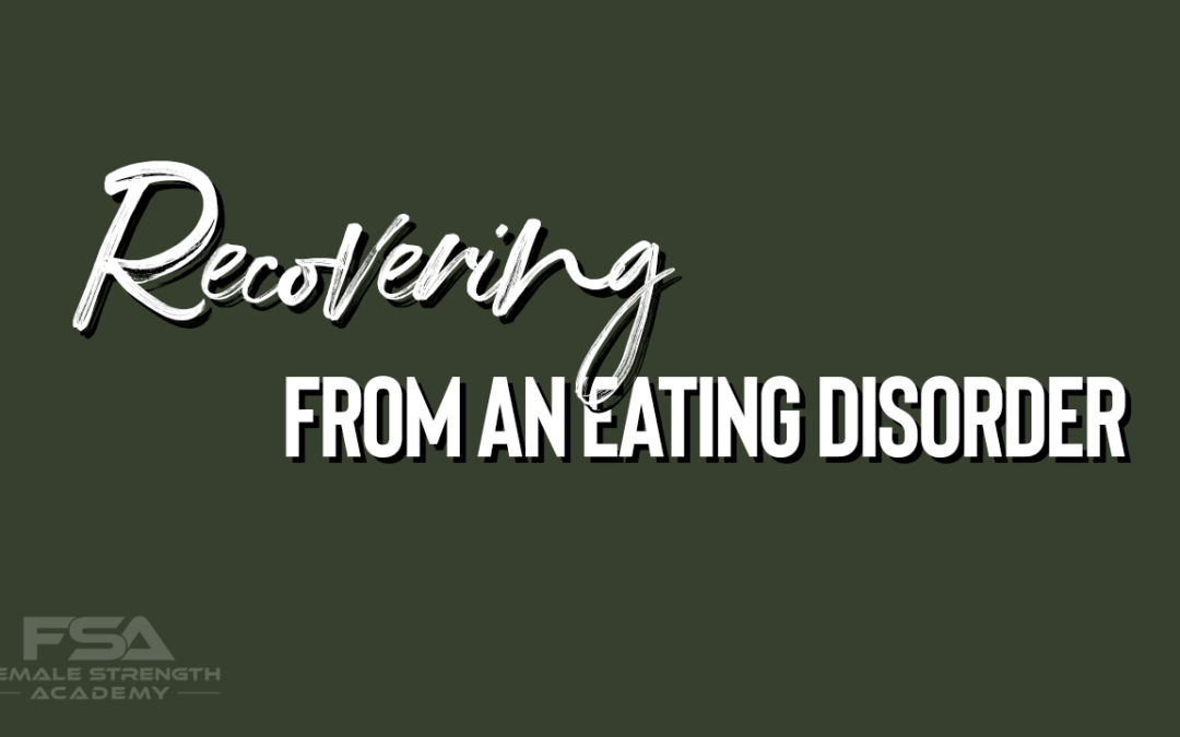 What Does Recovering from an Eating Disorder Look Like?