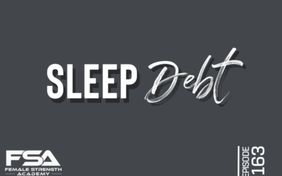 Sleep Debt – Episode 163