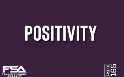 Positivity – Episode 165