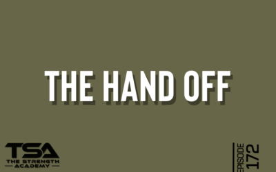 The Hand Off – Episode 172